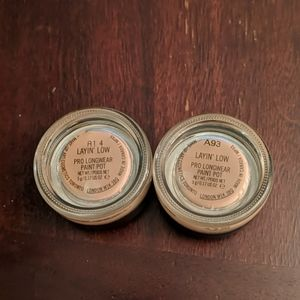 MAC PAINT POT  price is for one
